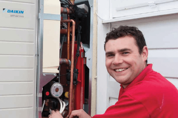 heating solutions scotland technician