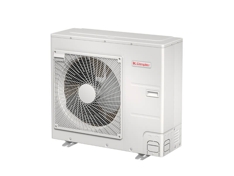 A Dimplex Air Source Heat Pump