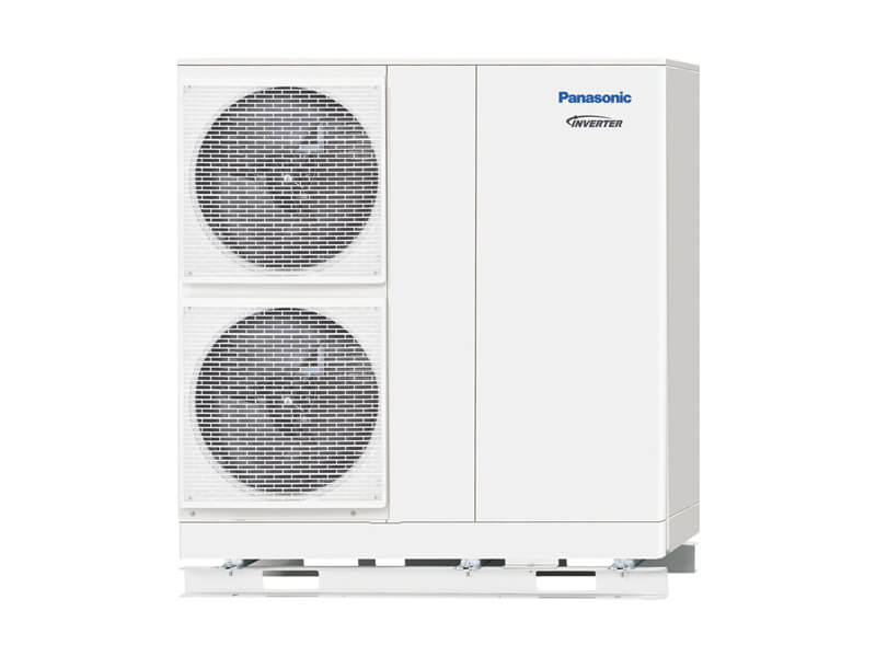 Panasonic air source heat pump unit
