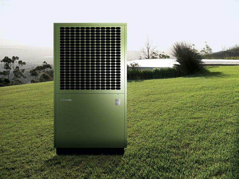 dimplex heat pump modern