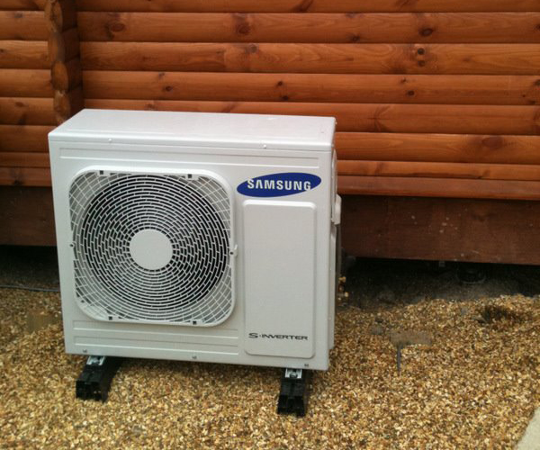 samsung heat pump small