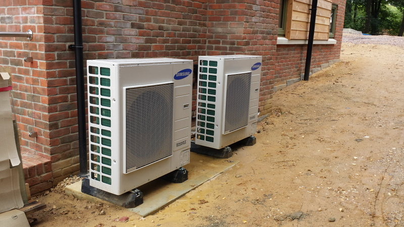 samsung heat pump two