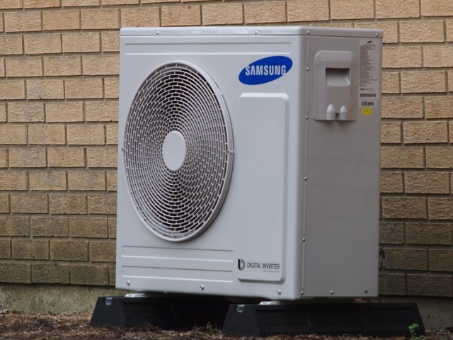 Samsung heat pump mini